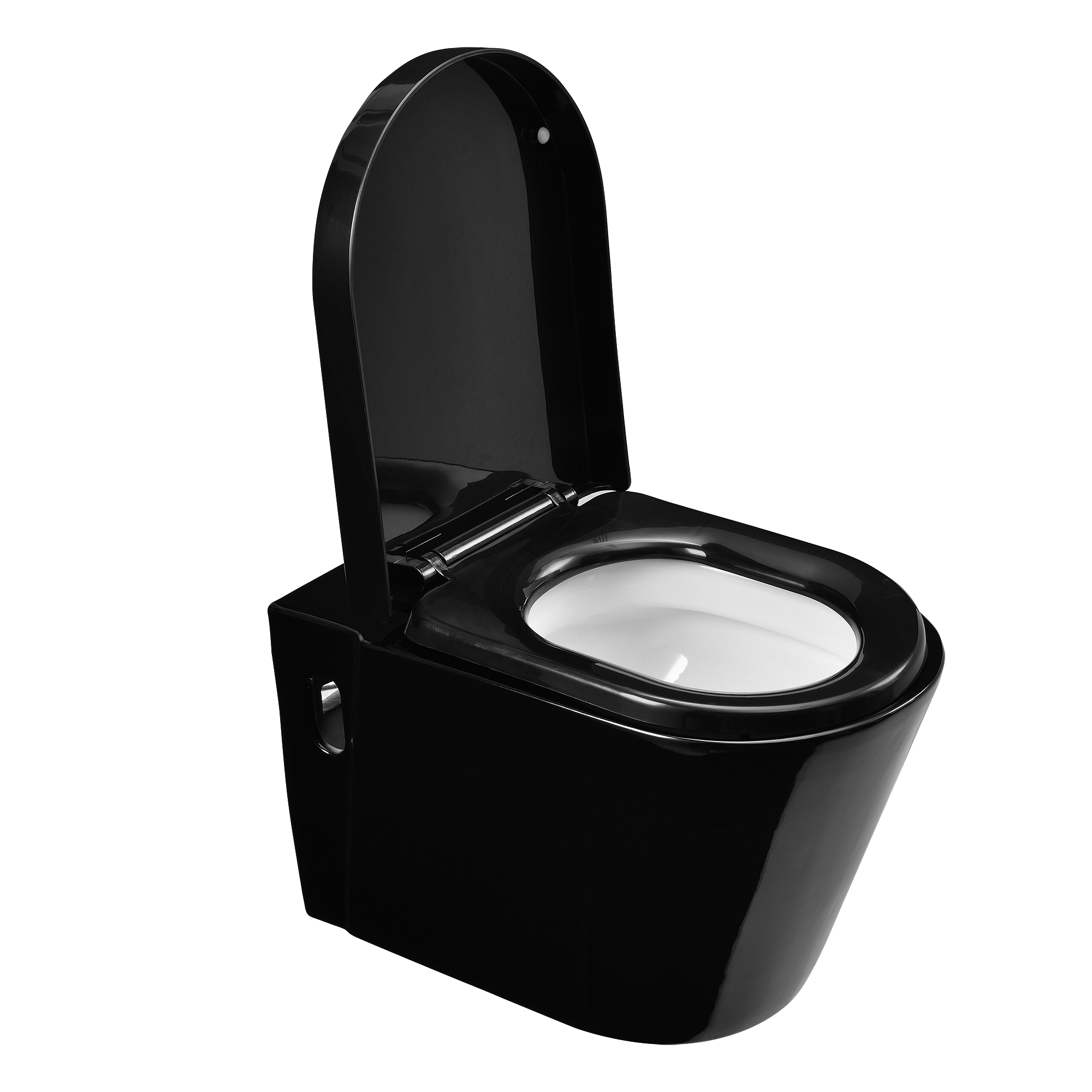keramik wand h nge wc sp lkasten soft close toilette toilette klo ebay. Black Bedroom Furniture Sets. Home Design Ideas