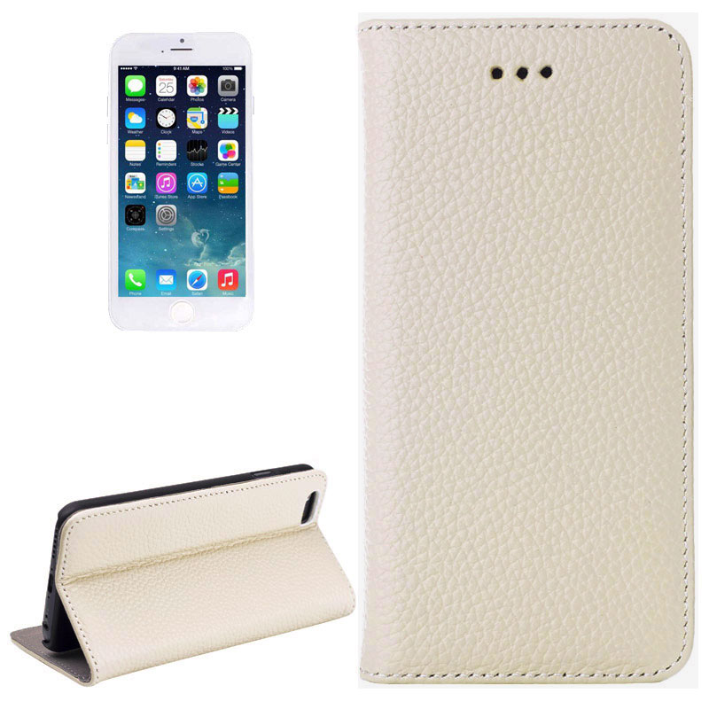 Flip Case Iphone  Leder